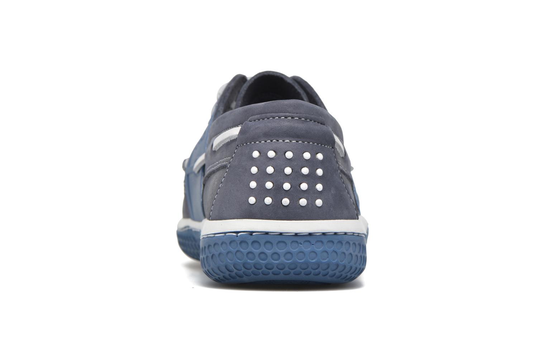 Chaussures à lacets TBS Winchs Bleu vue droite