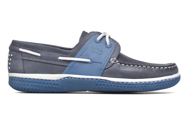 Chaussures à lacets TBS Winchs Bleu vue derrière