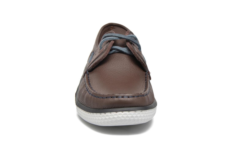 Chaussures à lacets TBS Winchs Marron vue portées chaussures