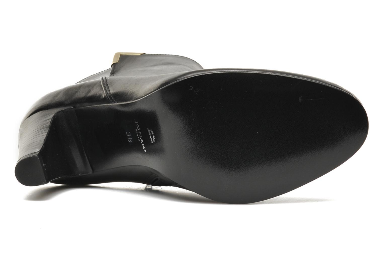 Bottines et boots Jonak Dux Noir vue haut