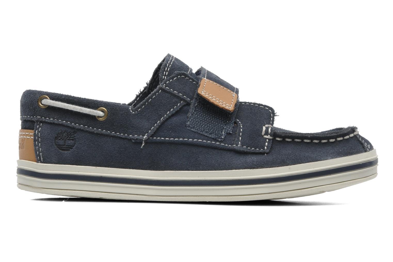 Chaussures à scratch Timberland Casco bay H&L Bleu vue derrière