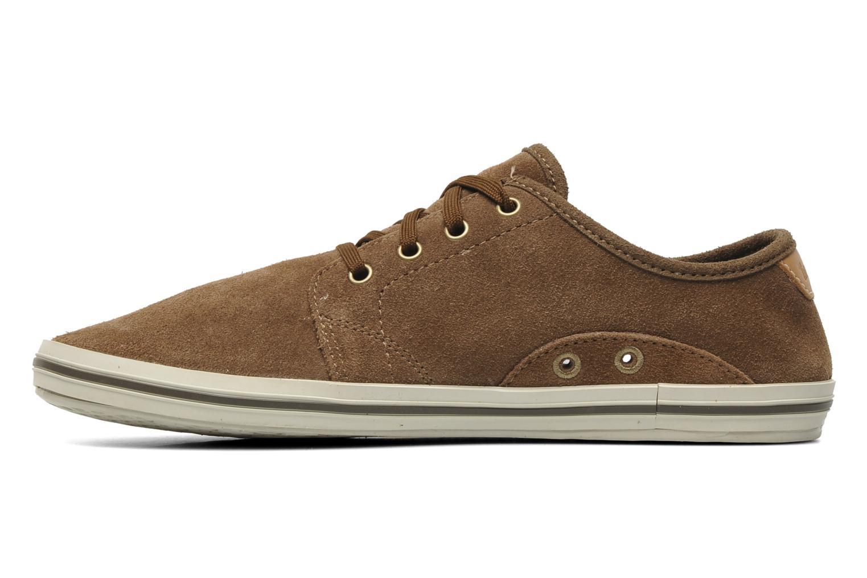 Sneaker Timberland Earthkeepers Casco Bay Leather Ox M braun ansicht von vorne