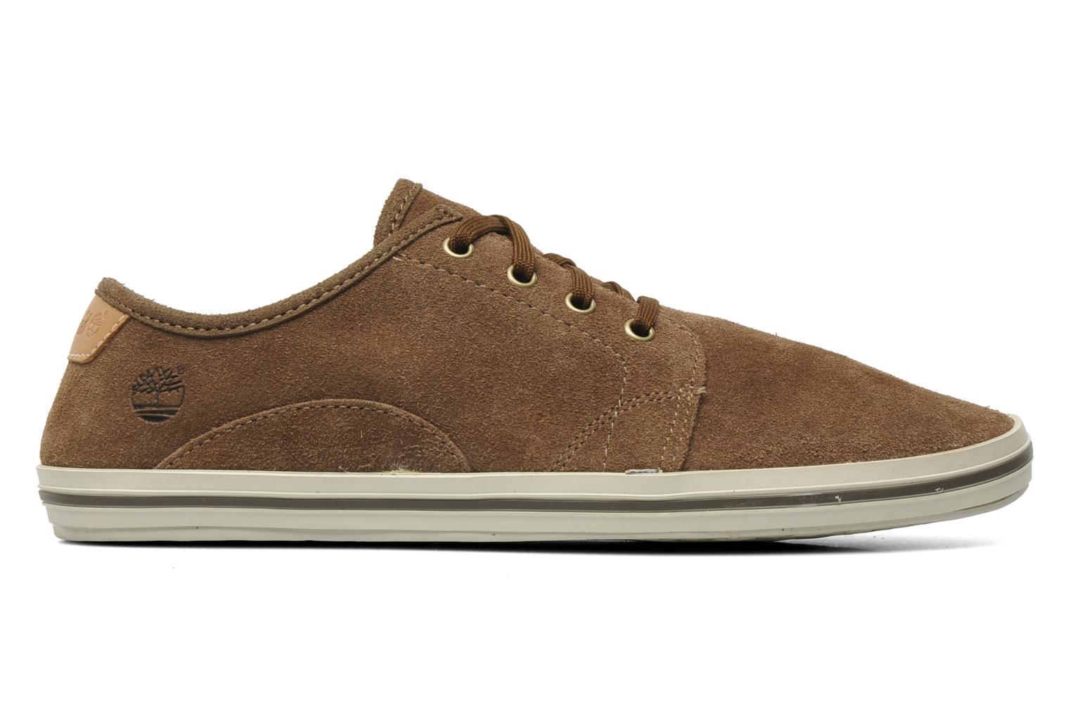 Baskets Timberland Earthkeepers Casco Bay Leather Ox M Marron vue derrière