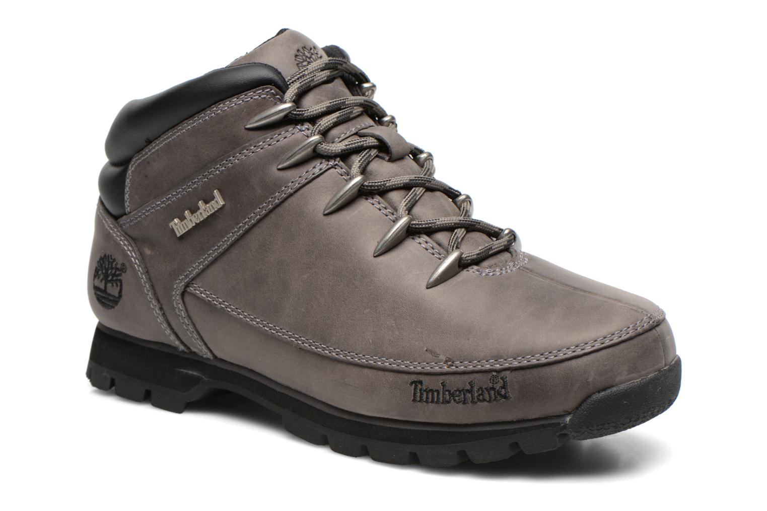Chaussures Timberland Euro Hiker bleues homme ozzNxcY