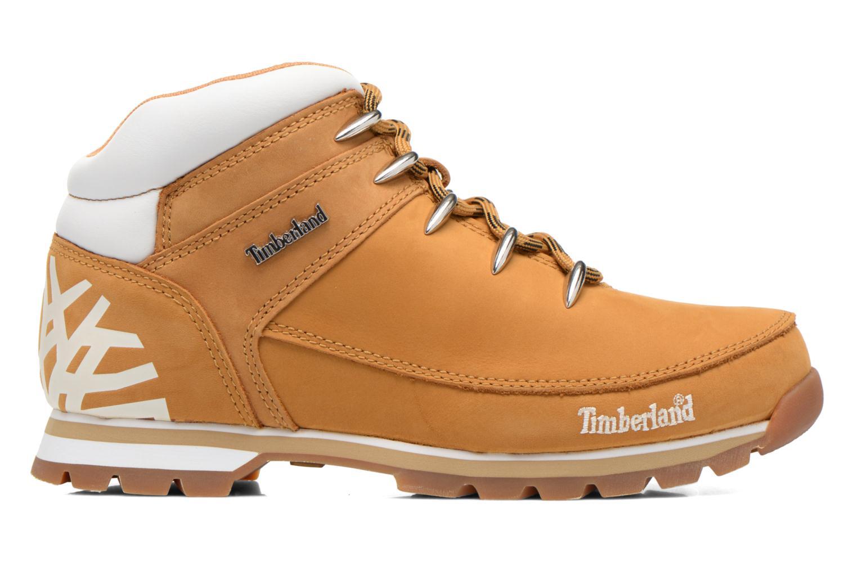 Chaussures à lacets Timberland Euro Sprint Hiker Beige vue derrière