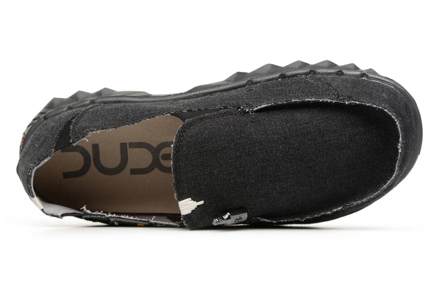 Mocassins DUDE Farty Classic Blauw links