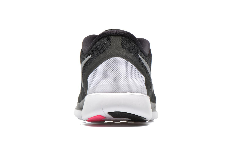 Baskets Nike NIKE FREE 5.0 (GS) Noir vue droite