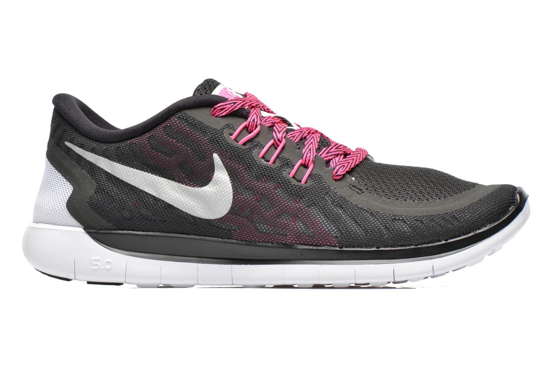 Sneakers Nike NIKE FREE 5.0 (GS) Nero immagine posteriore
