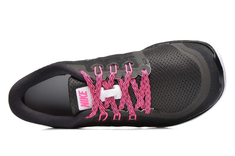 Baskets Nike NIKE FREE 5.0 (GS) Noir vue gauche
