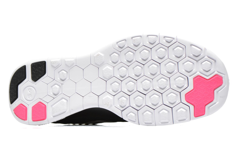 Baskets Nike NIKE FREE 5.0 (GS) Noir vue haut
