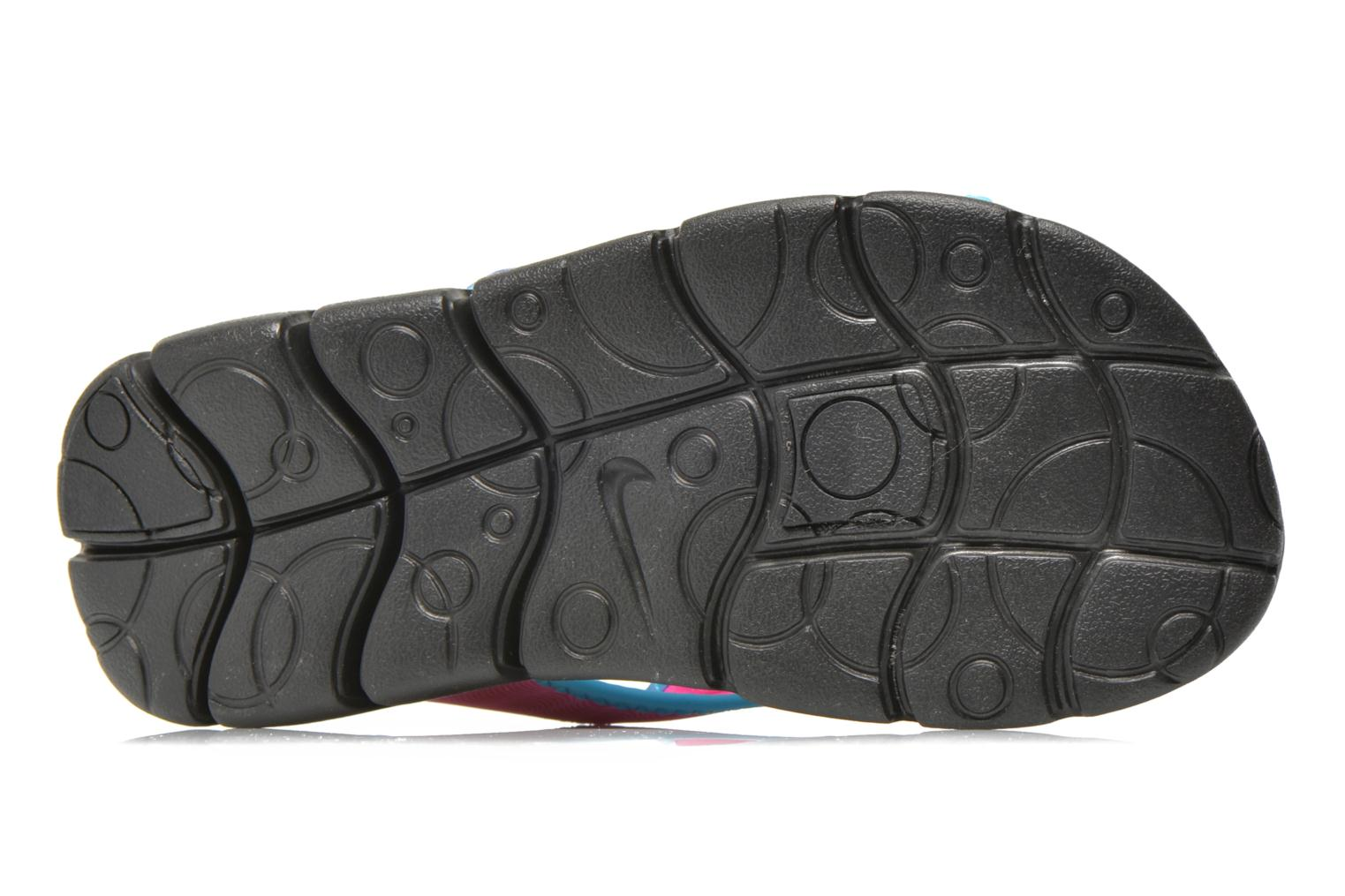 Sandals Nike SUNRAY ADJUST 4 (GSPS) Pink view from above