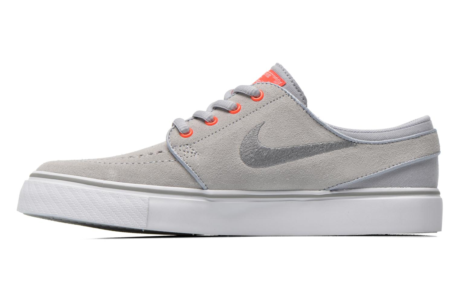 Trainers Nike Stefan Janoski (GS) Grey front view
