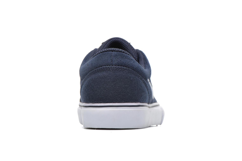 Sneaker Nike NIKE SATIRE (GS) blau ansicht von rechts