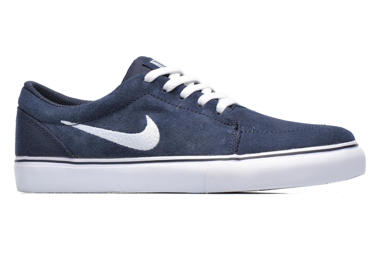 Sneaker Nike NIKE SATIRE (GS) blau ansicht von hinten