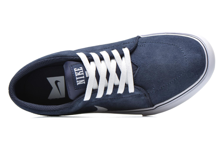 Sneaker Nike NIKE SATIRE (GS) blau ansicht von links