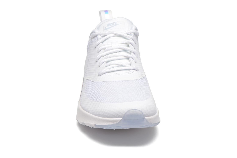 Baskets Nike Wmns Nike Air Max Thea Prm Blanc vue portées chaussures
