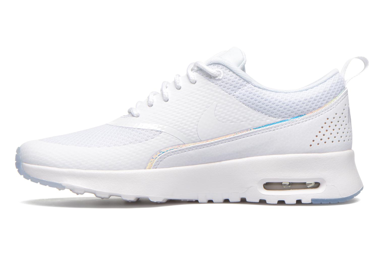 Sneakers Nike Wmns Nike Air Max Thea Prm Hvid se forfra