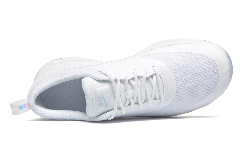 Baskets Nike Wmns Nike Air Max Thea Prm Blanc vue gauche