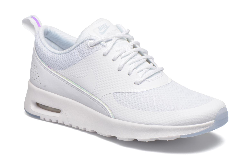 Gran descuento Nike Wmns Nike Air Max Thea Prm (Blanco) - Deportivas en Más cómodo