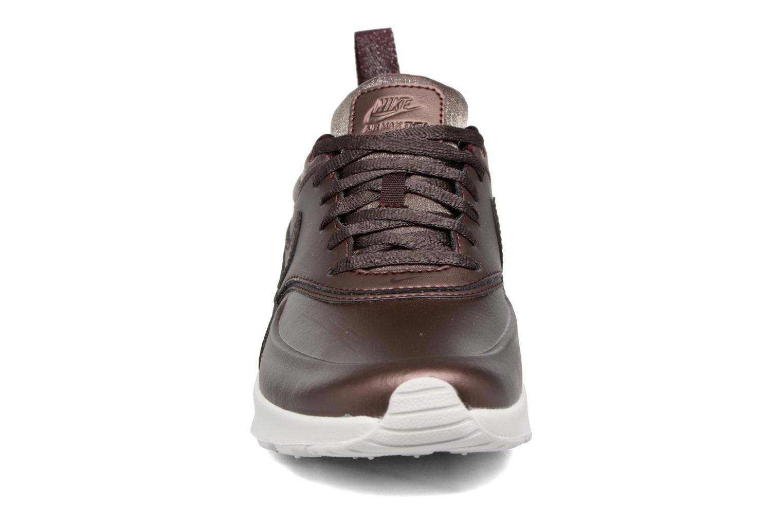 Wmns Nike Air Max Thea Prm Mtlc Mahogany/Mtlc Mahogany-Summit White