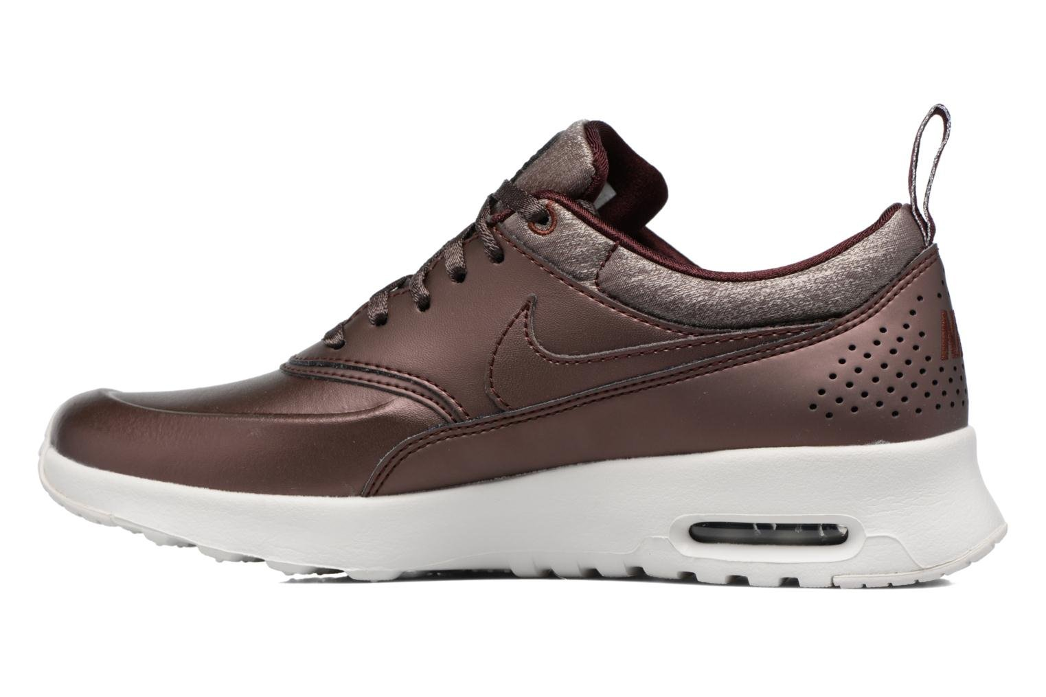 Trainers Nike Wmns Nike Air Max Thea Prm Purple front view