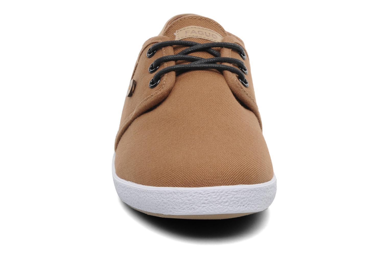Sneaker Faguo Cypress braun schuhe getragen