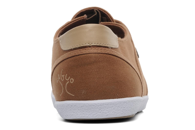 Sneakers Faguo Cypress Bruin rechts