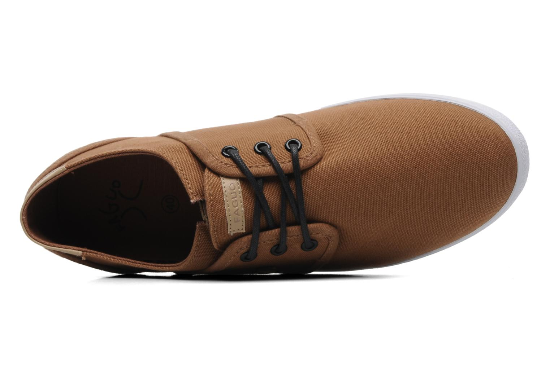 Sneakers Faguo Cypress Bruin links