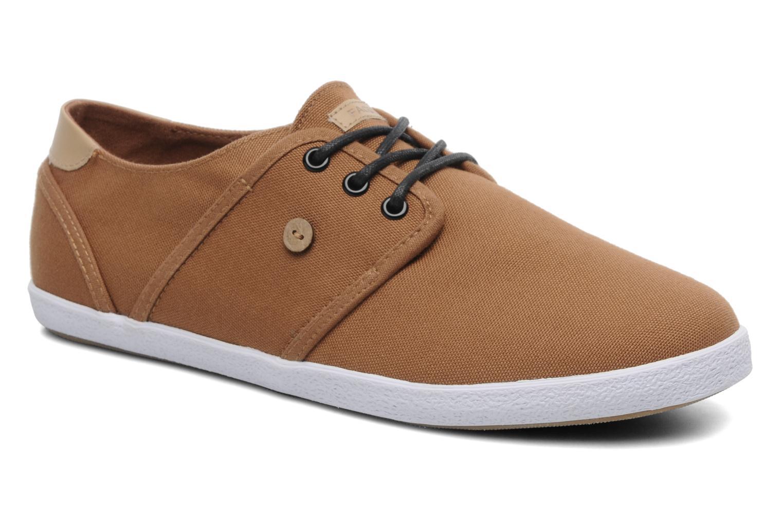 Sneakers Faguo Cypress Bruin detail