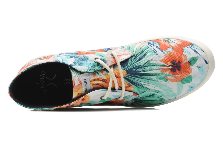 Sneakers Faguo Oleaster W Multicolor links
