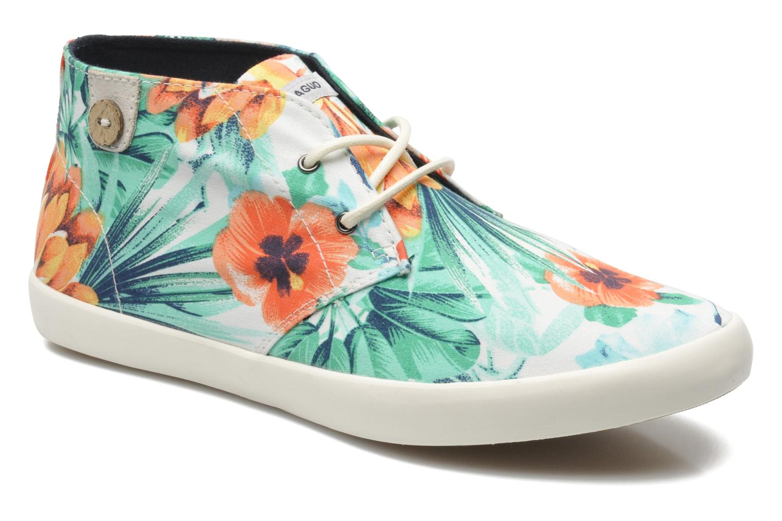Sneakers Faguo Oleaster W Multicolor detail