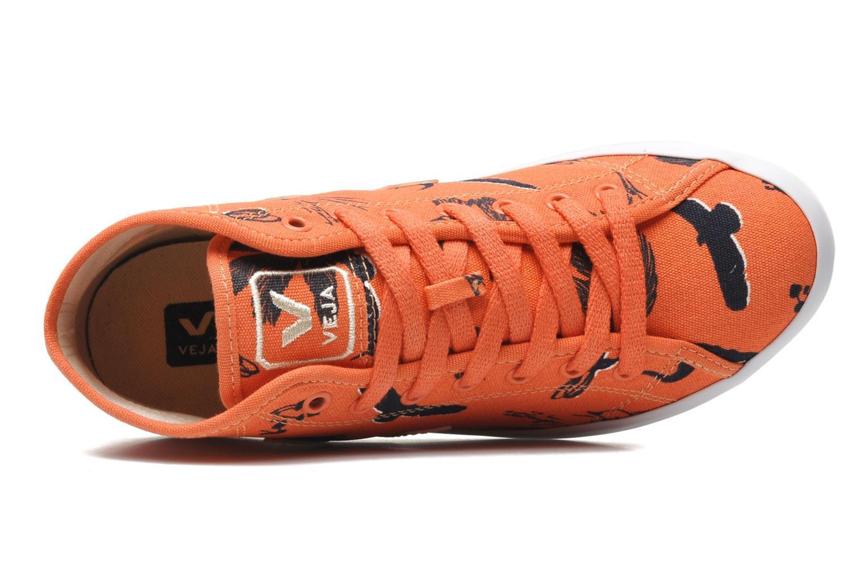 Sneakers Veja Taua Mid Oranje links