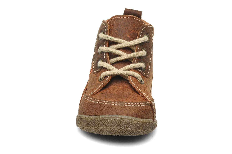 Stiefeletten & Boots Babybotte Fabio braun schuhe getragen