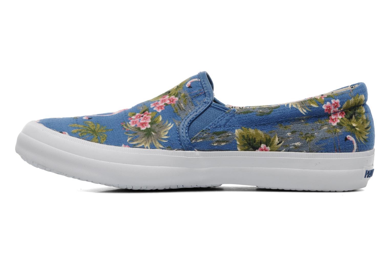 Sneaker Paul & Joe Shade blau ansicht von vorne