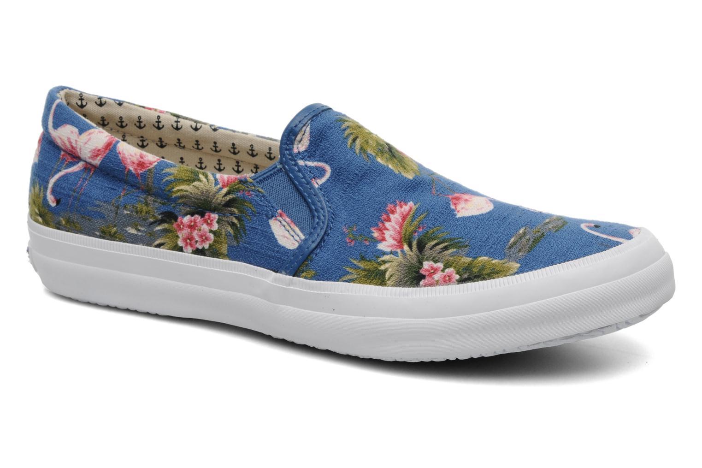 Sneaker Paul & Joe Shade blau detaillierte ansicht/modell