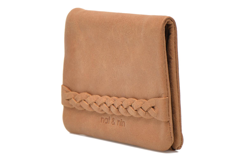 Portemonnaies & Clutches Nat & Nin Lilou beige schuhe getragen