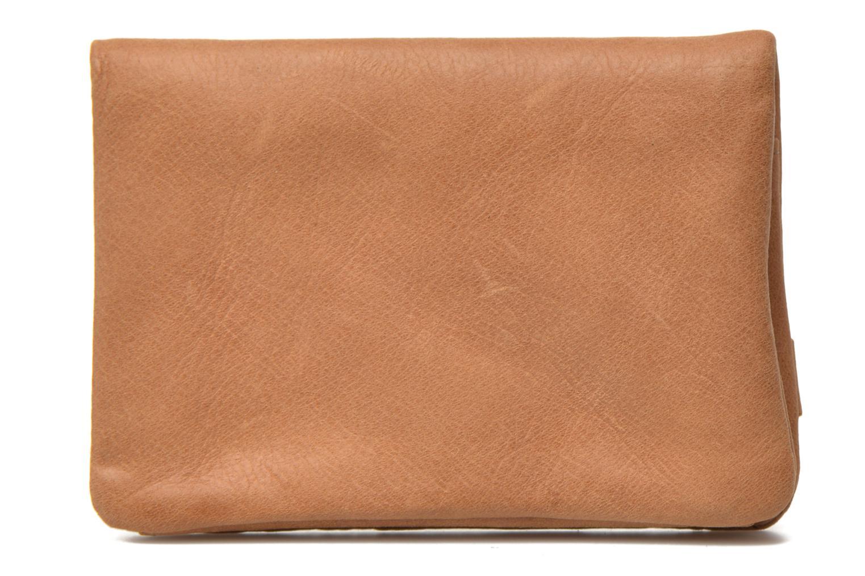 Portemonnaies & Clutches Nat & Nin Lilou beige ansicht von vorne