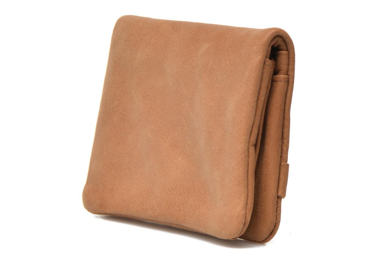 Portemonnaies & Clutches Nat & Nin Lilou beige ansicht von rechts