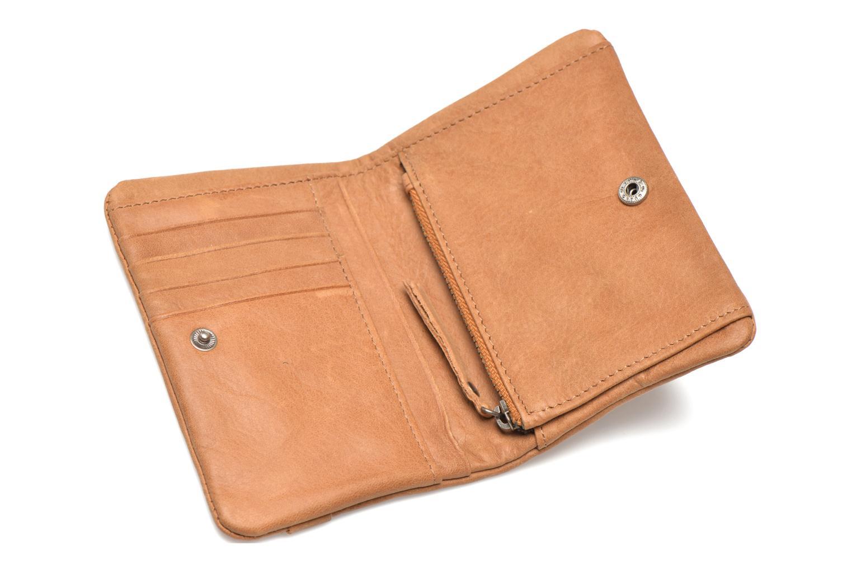 Portemonnaies & Clutches Nat & Nin Lilou beige ansicht von hinten