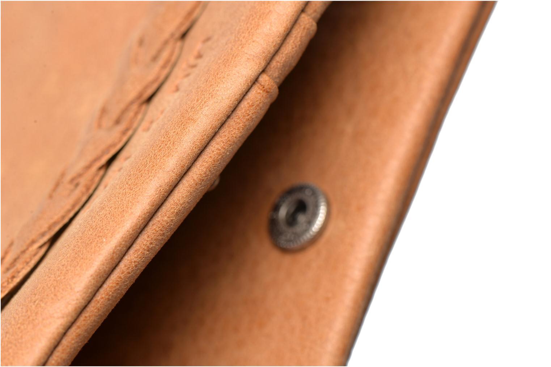 Portemonnaies & Clutches Nat & Nin Lilou beige ansicht von links