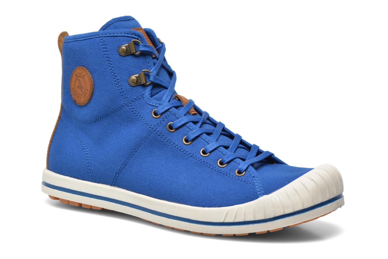 Sneaker Aigle Kitangiri Mid grau detaillierte ansicht/modell