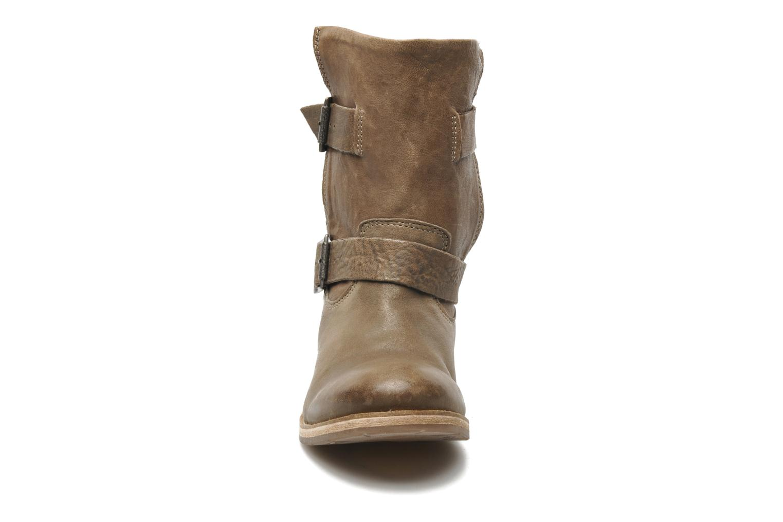 Bottines et boots Koah Dune Beige vue portées chaussures