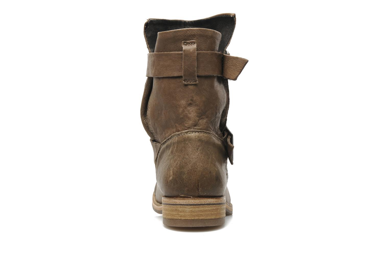 Bottines et boots Koah Dune Beige vue droite