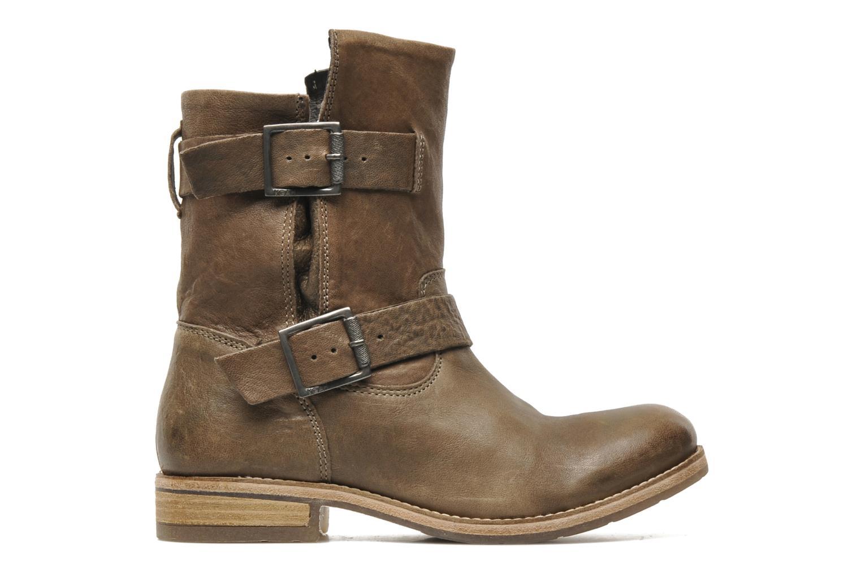 Boots en enkellaarsjes Koah Dune Beige achterkant