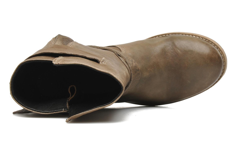 Bottines et boots Koah Dune Beige vue gauche