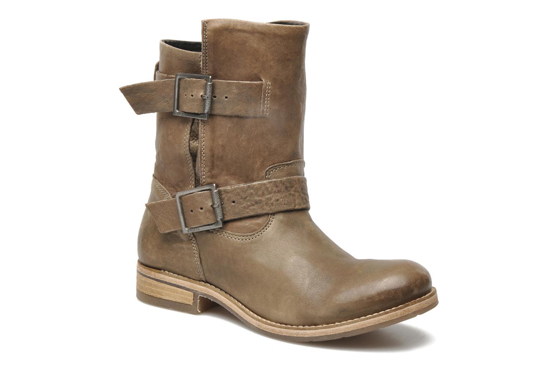 Boots en enkellaarsjes Koah Dune Beige detail