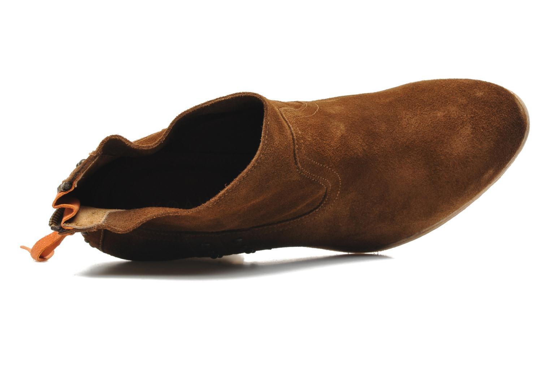 Stiefeletten & Boots Koah Larissa braun ansicht von links