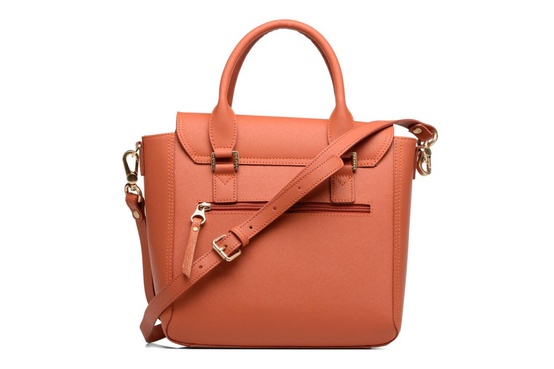Handtassen Sabrina Ilona Oranje voorkant