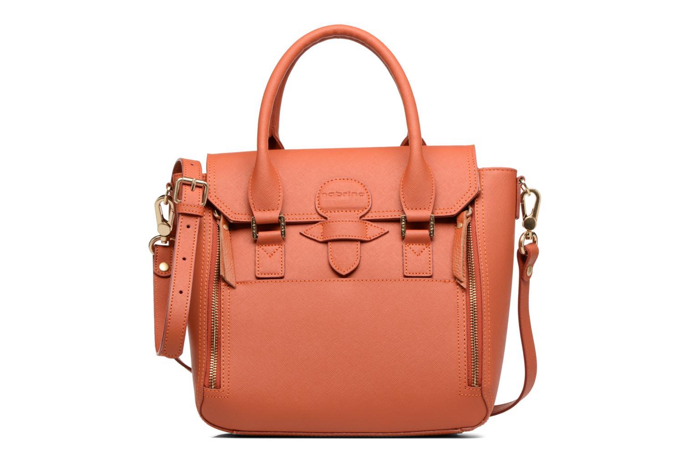 Handbags Sabrina Ilona Orange detailed view/ Pair view