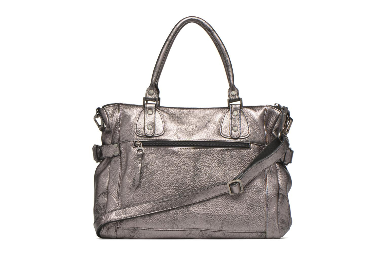 Handtaschen Sabrina Camille silber ansicht von vorne